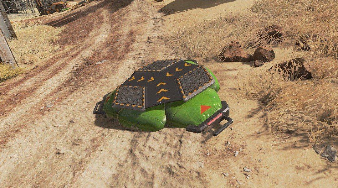 【APEX】ジャンプパッドで逃げる時に覚えておいて損はない立ち回り方
