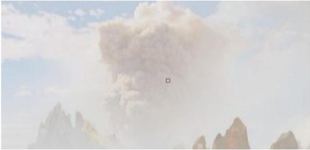 【小ネタ】海外ファン「射撃訓練所のこの雲が海賊の顔に見える」←言われるとそう見えてくるww