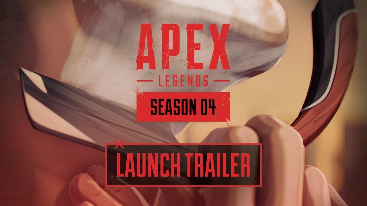 【速報】エーペックスのシーズン4公式トレーラーが1/31(金)AM3:00に公開されるぞ!!!