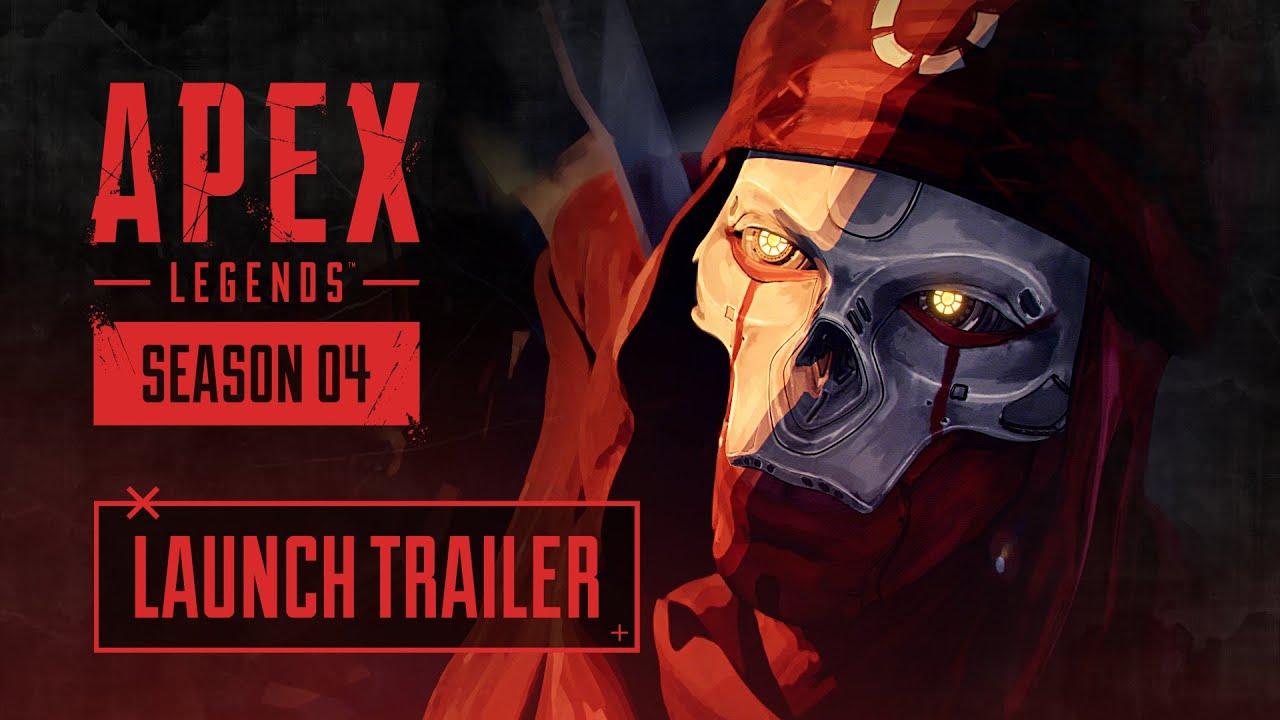 【動画あり】エーペックスのシーズン4公式トレーラーが公開されたぞ!!シーズン4の新キャラクターは「レヴナント」で決定か