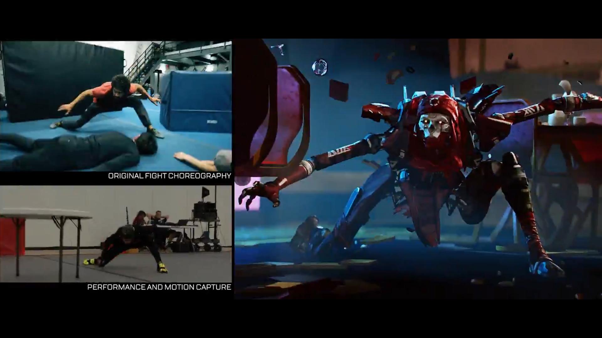 【公式映像】レヴナントのトレーラーの撮影風景がエーペックス公式より公開!!