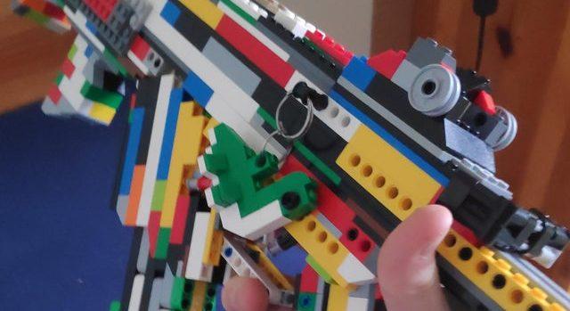 レゴで作られたR-99のクオリティが凄いwww