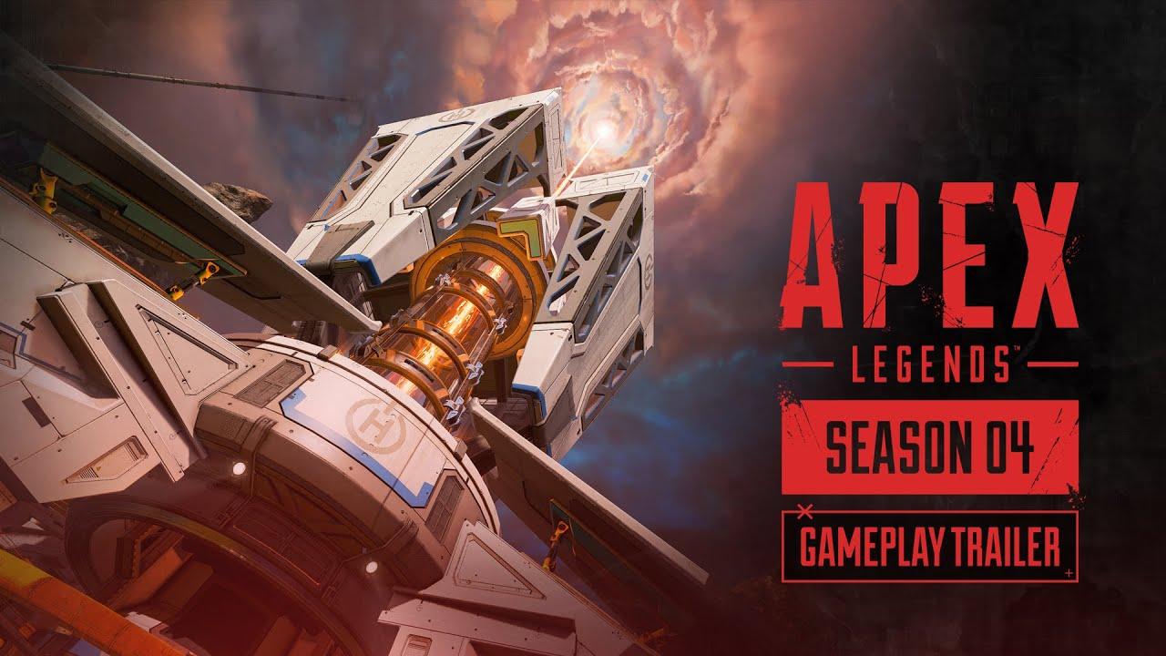 【速報】エーペックスのシーズン4ゲームプレイトレーラーが日本時間2/4(火)AM3:00に公開されるぞ!!!