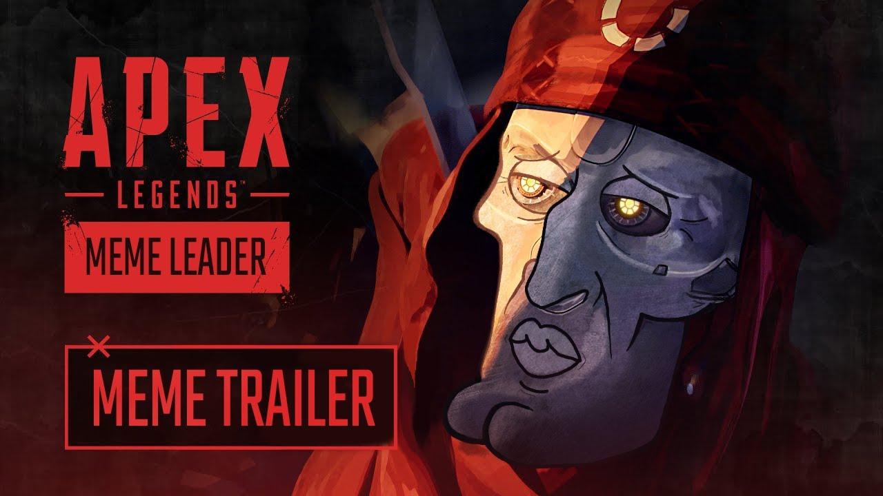 【ネタ動画】海外APEXファンが編集したシーズン4のトレーラーが面白すぎるwwwww