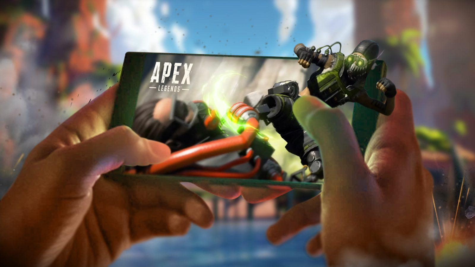 【APEX】モバイル版エーペックスには将来的に「排除モード」が実装されるかも!?新マップ内画像やロードスクリーンがリーク!!