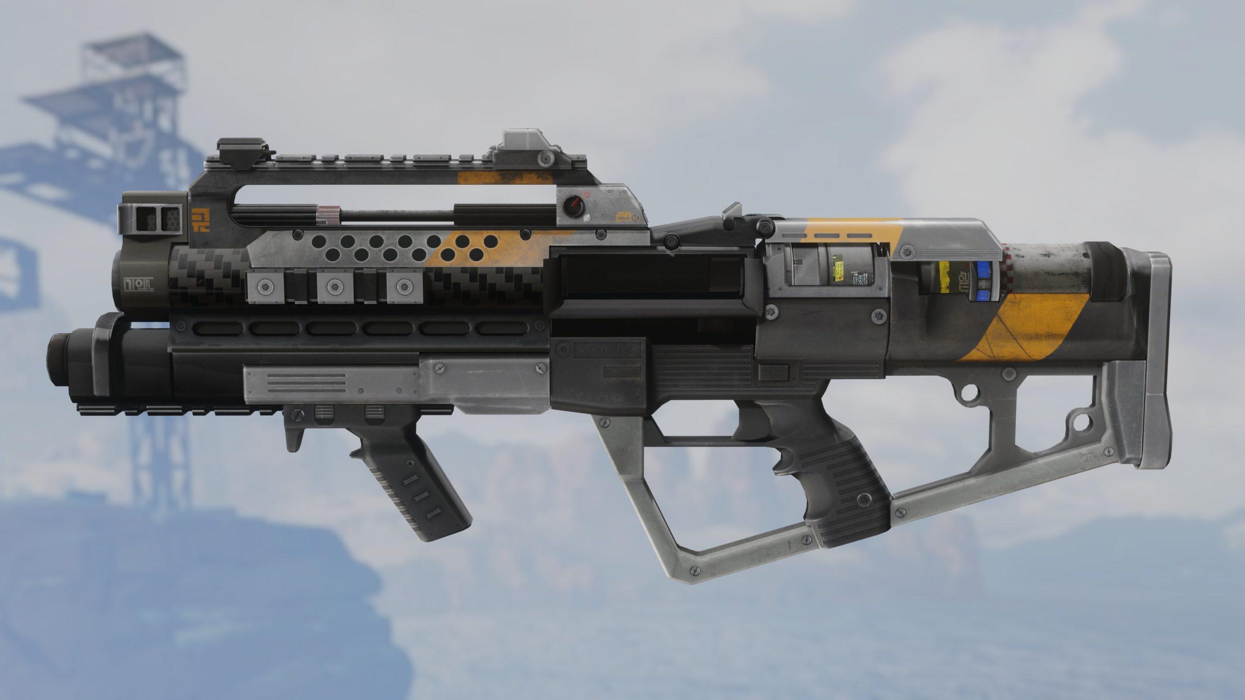 【速報】APEXシーズン6の「新武器」と思われるものがリーク!!これは確定っぽい・・・!?