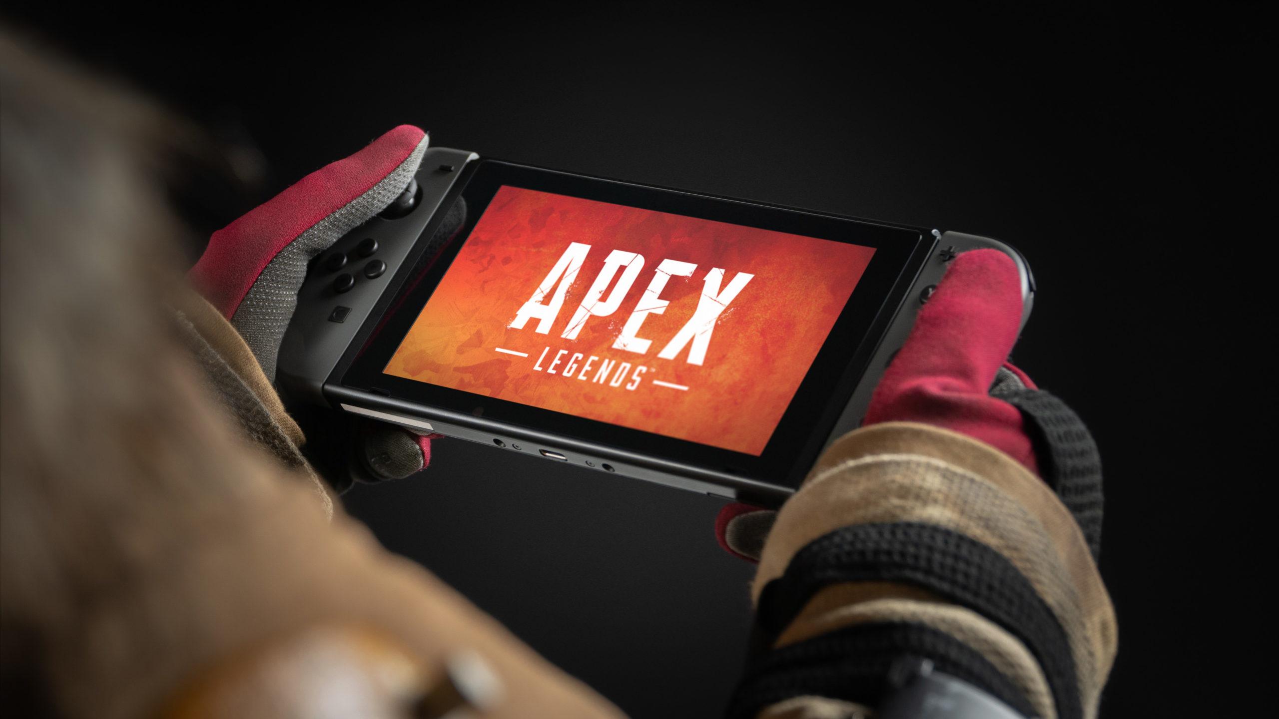 【速報】Nintendo Switch版エーペックスレジェンズは現在開発中とのこと
