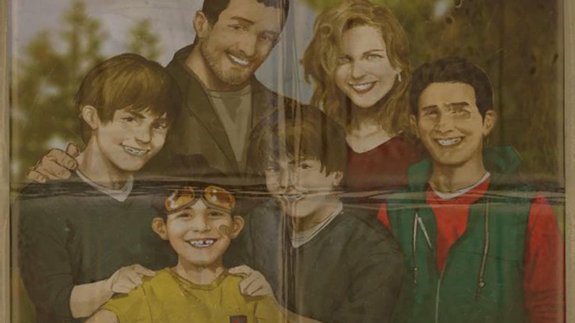 【APEXリーク情報】データマイナー「エーペックスのゲームファイル内からミラージュの家族写真が出てきた」
