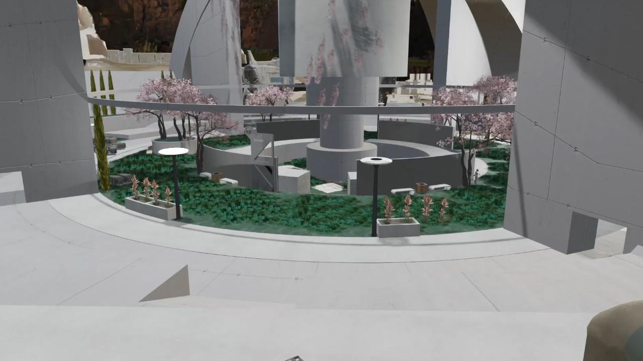 【APEX】シーズン6ではキングスキャニオンに「UFOエリア」ができるかも!?旧サンダードームに新たなエリアデータが確認される