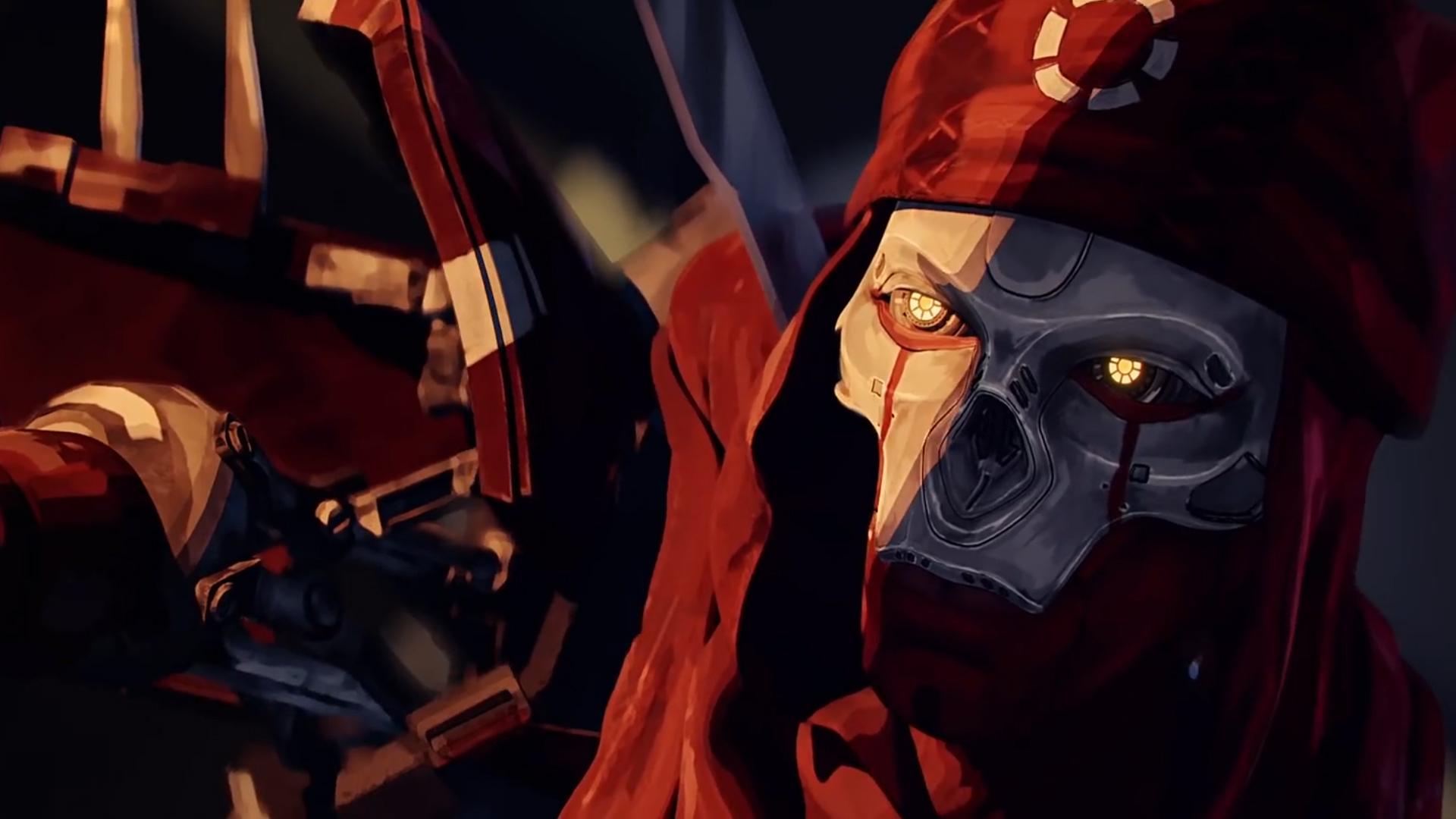 【スゴイけど怖い】レヴナントのマスクを作るAPEXファン現る!?→目の作り込みが凄すぎるwww