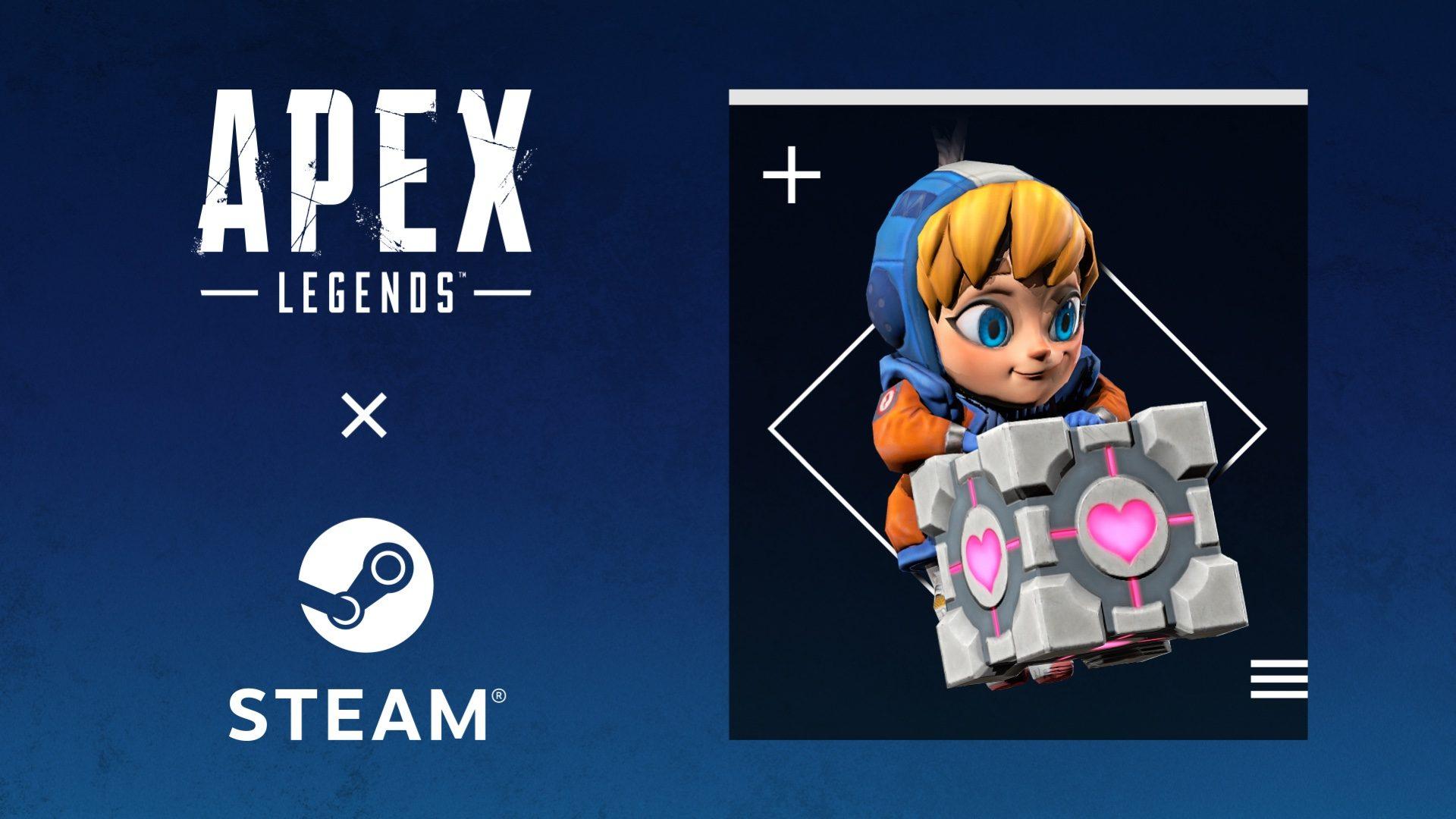 【速報】エーペックスとSteamの「コラボ武器チャーム情報」がAPEX公式ページで公開!!がしかし・・・