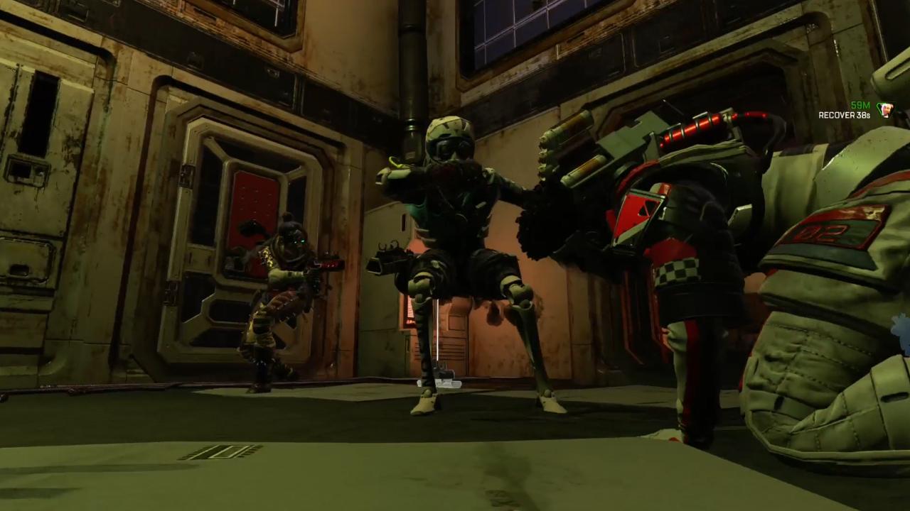 【APEX】舐めプをしたオクタン部隊の末路がコチラ・・・ww