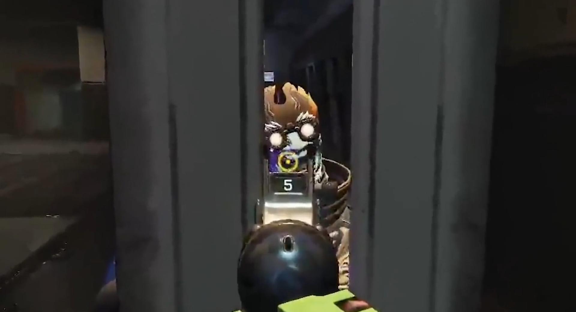 【APEX】ドアを防ぐことができなかったオクタン