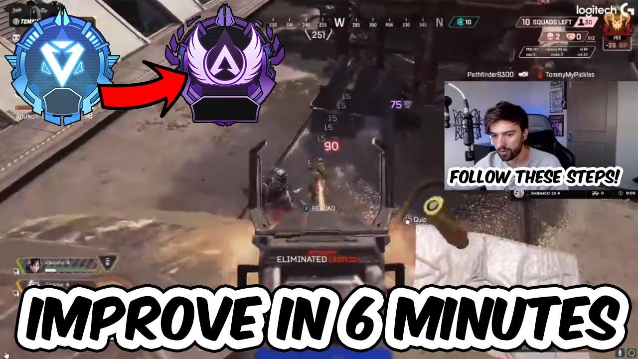 【APEX】TSMの「Snip3down」選手が1vs3の戦い方や自身の動きについて解説する動画を公開!
