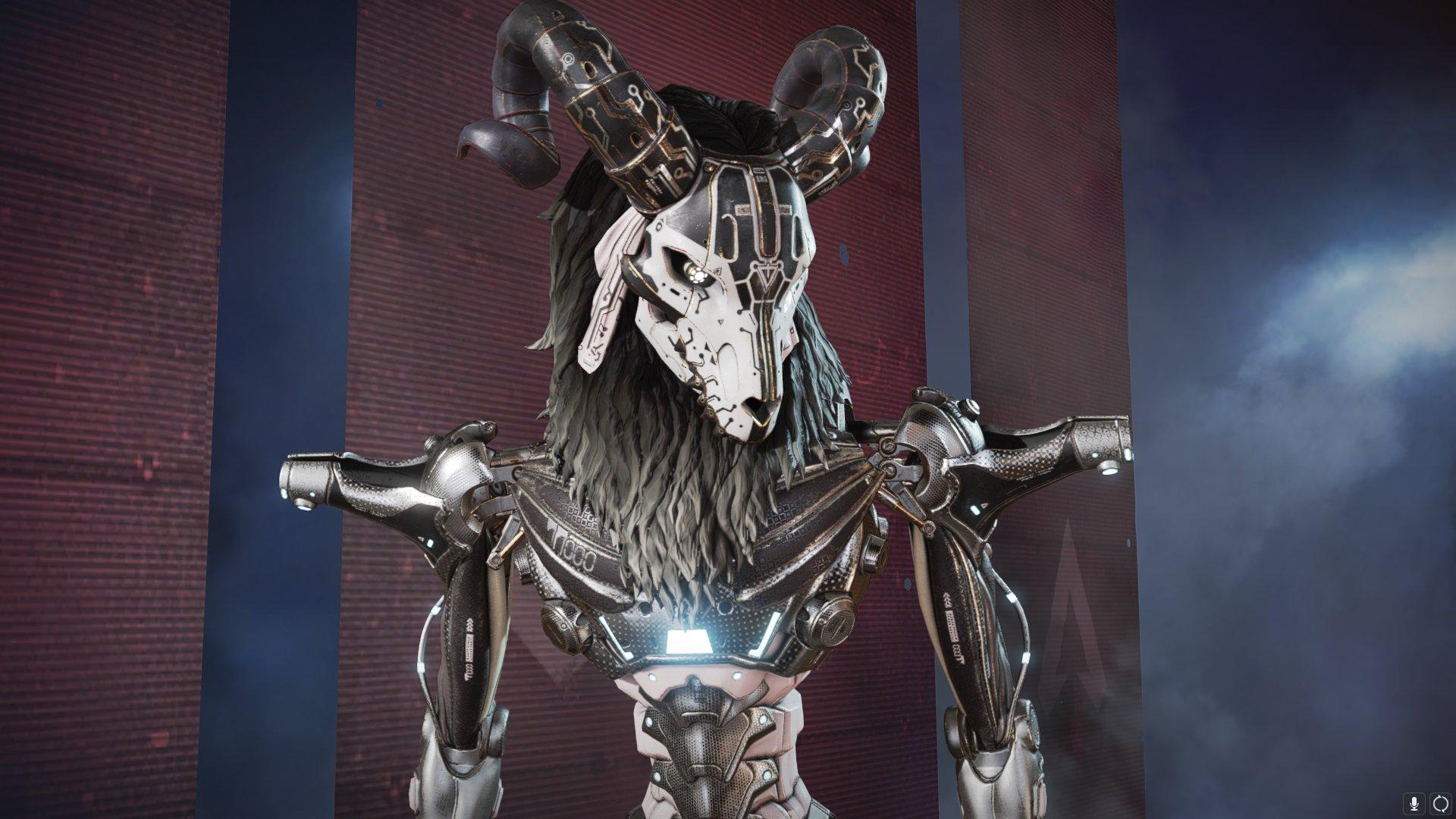 【APEX】レヴナントの「黒スキン」がシーズン9スプリット2で実装されるかも!?