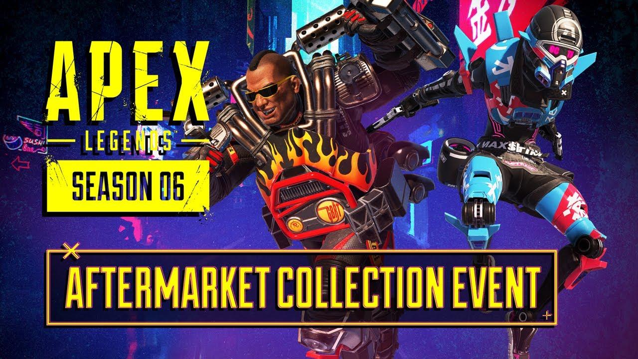 【APEX】新コレクションイベント「アフターマーケット」の全情報まとめ