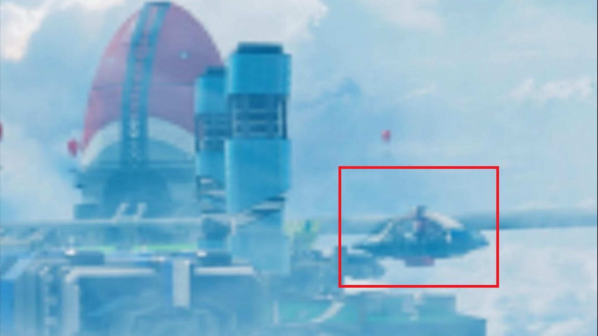 【速報】新マップ「オリンパス」にAPEX公式開発者の動画で映っていた「UFOエリア」が登場するかも!?