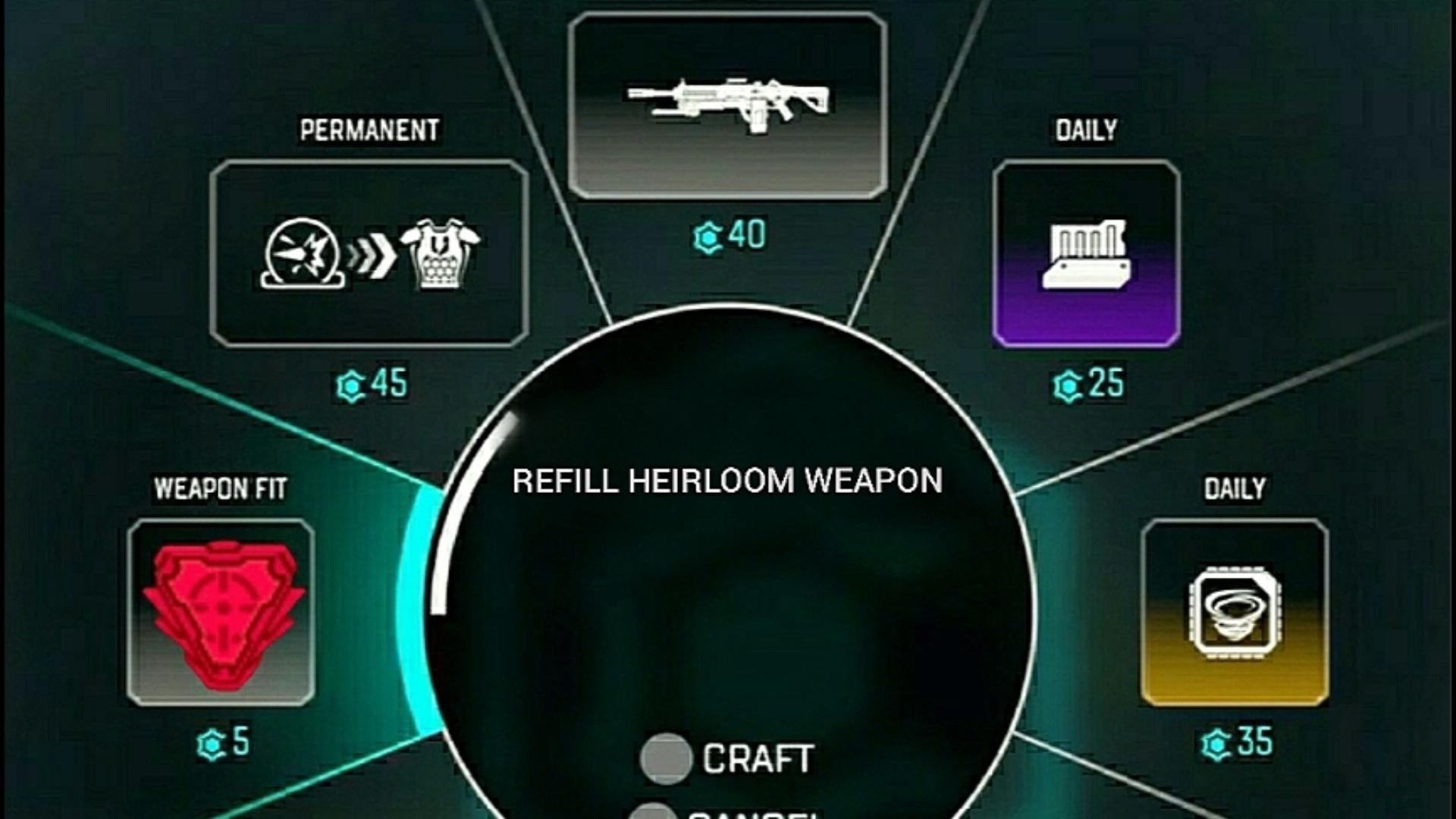 【賛否】レプリケーターでR-99やピースキーパー、クレーバーの弾を作れるようになる機能どうよ?