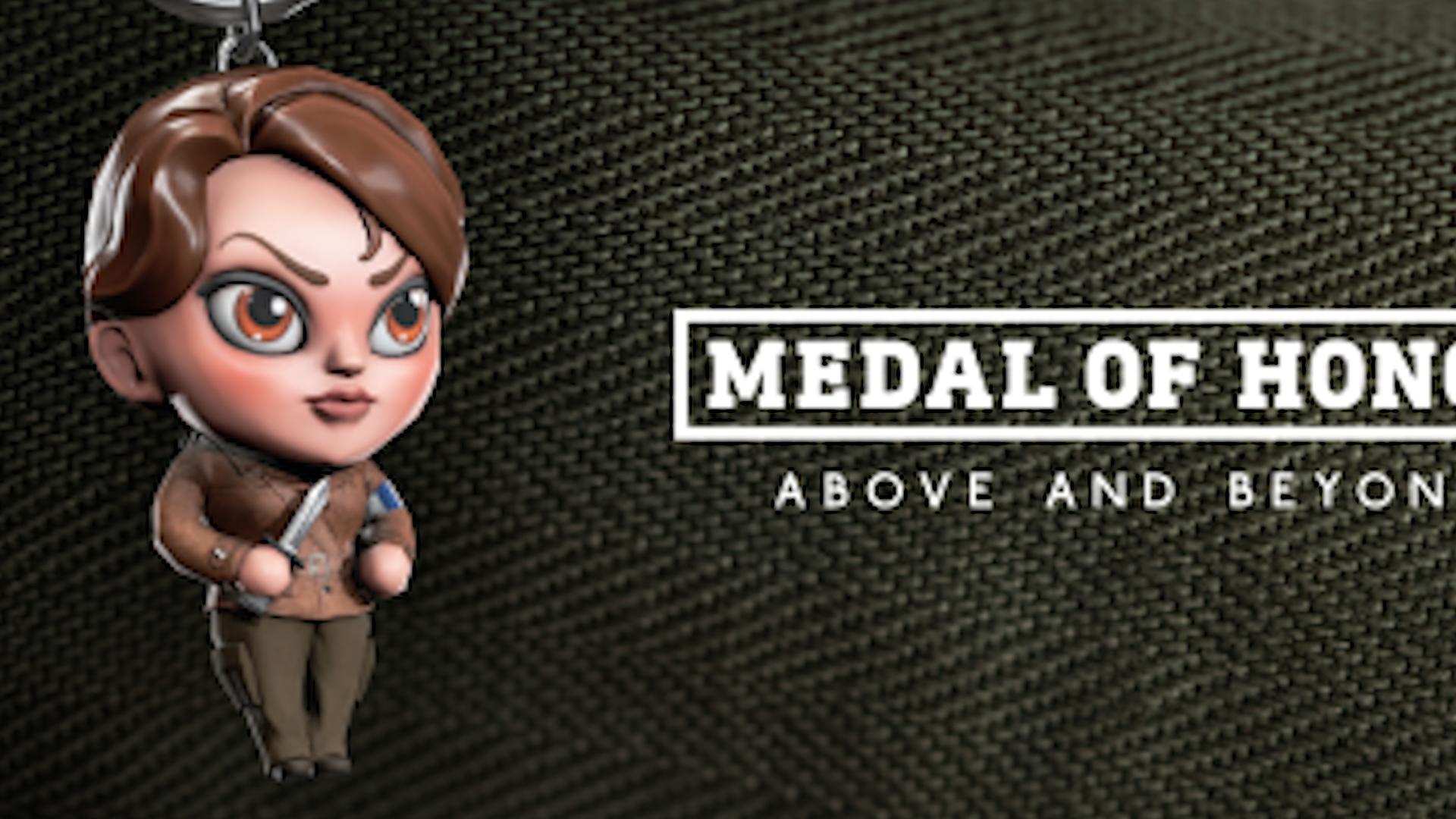 【APEX】シーズン7で「メダル・オブ・オナー」とのコラボ武器チャームが登場か、限定武器チャームの見た目がリーク!