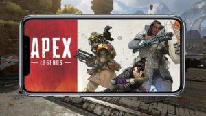 【APEX】モバイル版エーペックスの射撃訓練場が優秀過ぎるww→弾無限にエイム練習機能まで