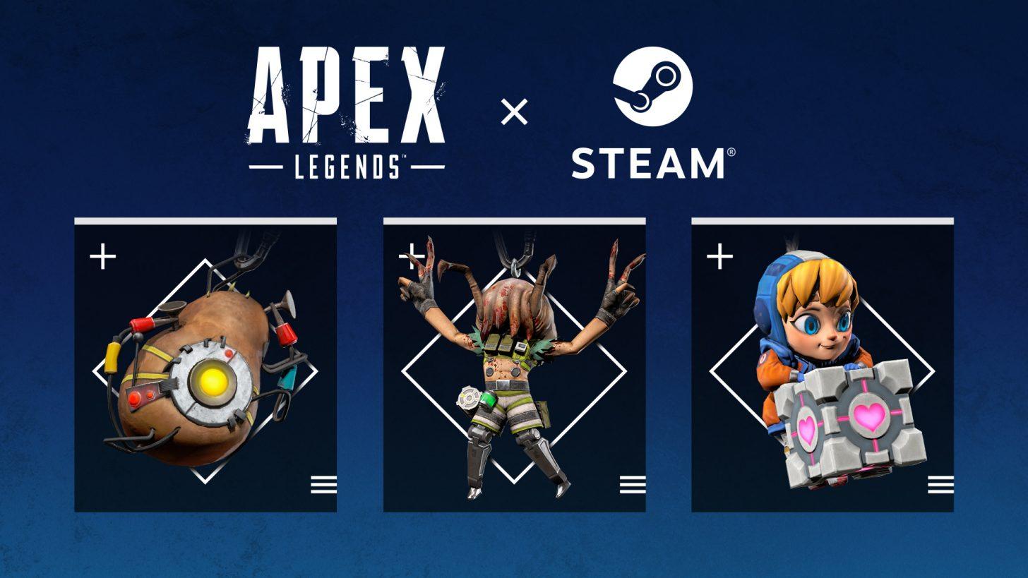 【APEX】本日のアップデートでSteam版エーペックスでもロビー画面でFPSが出るように修正されたぞ!!・他