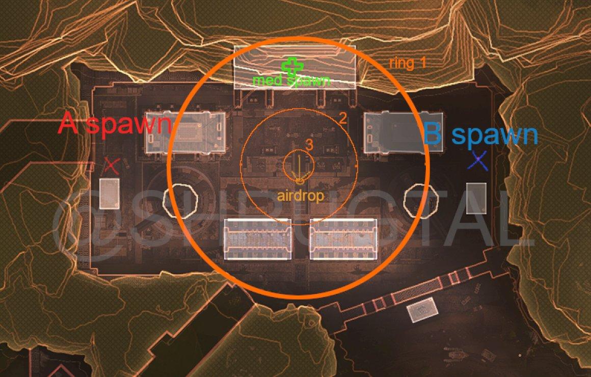 【APEX】小さいマップでの3vs3チームデスマッチがエーペックスに追加されるかも!?