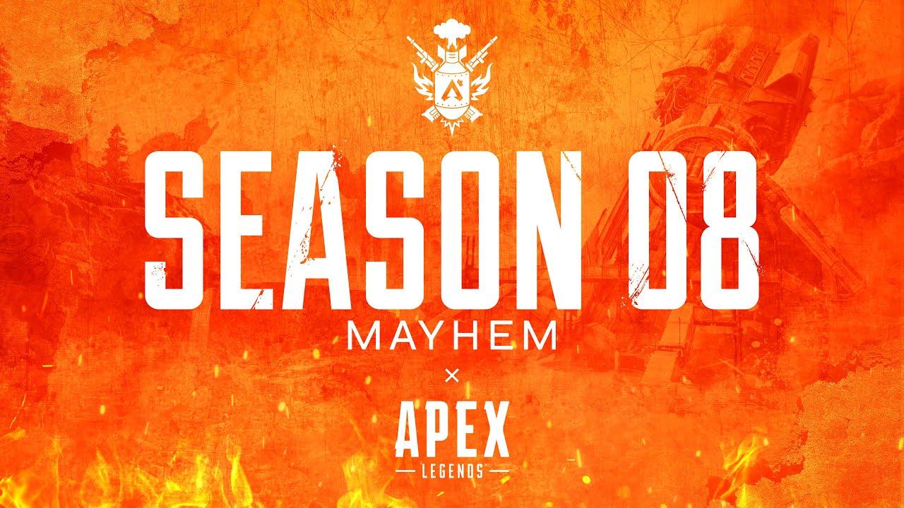 【速報】APEXシーズン8のゲームプレイトレーラーが公開!