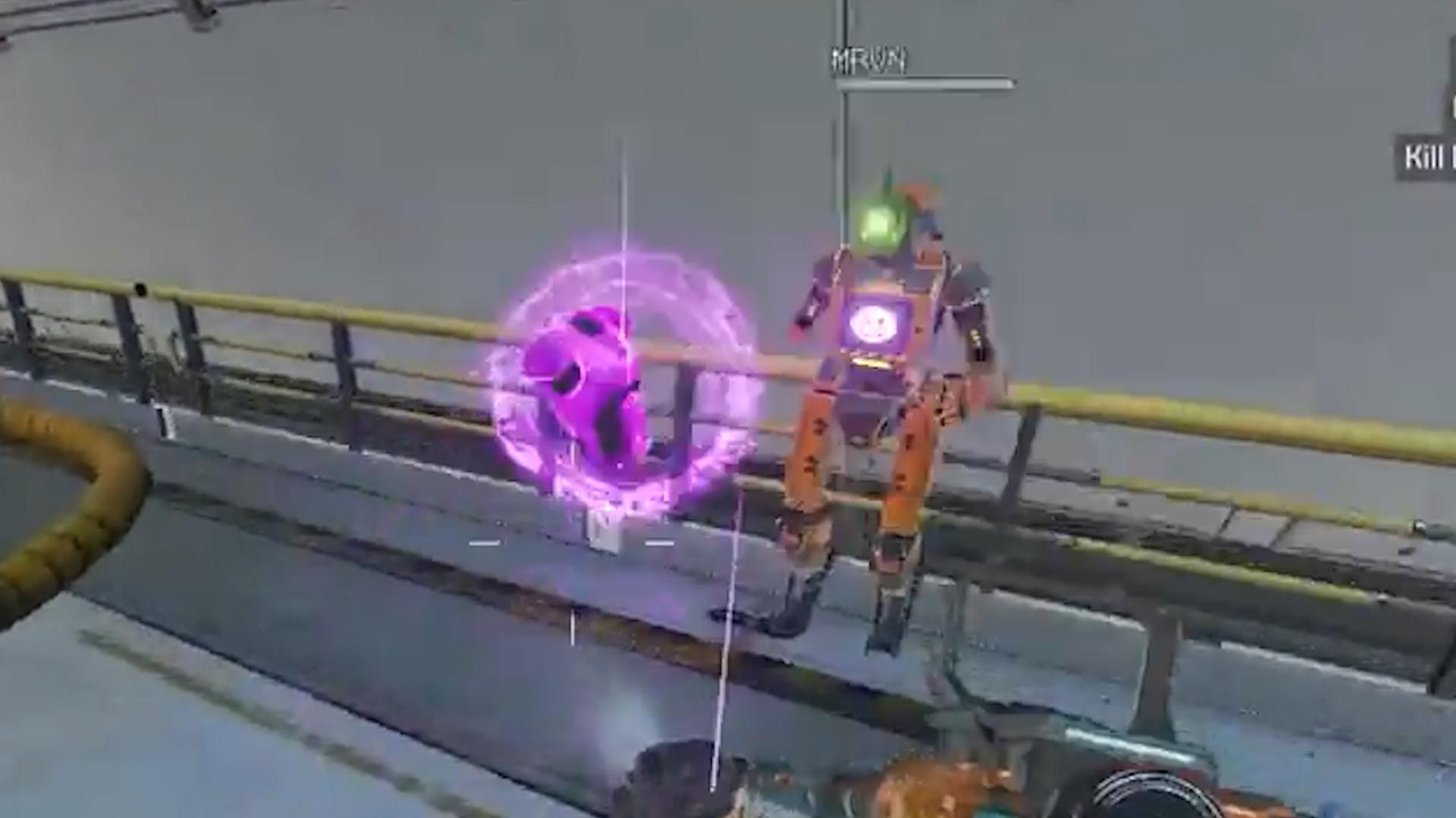 【え??】MRVNが出してくれた紫アーマーが・・・