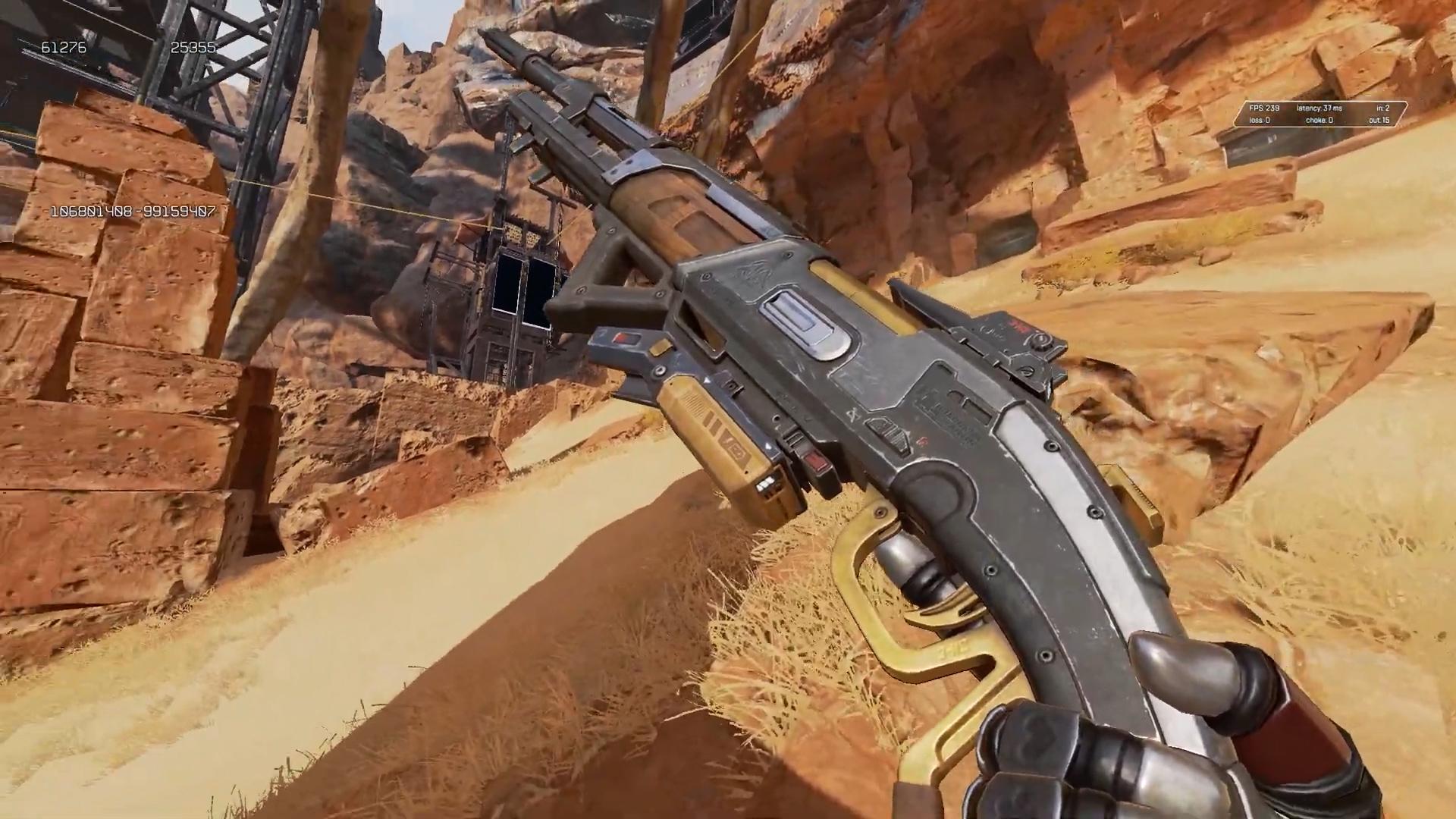 【速報】APEXシーズン8の新武器「30-30リピーター」のゲーム内動画が公開!→金ヘビーマガジンの自動リロード時間も判明!!