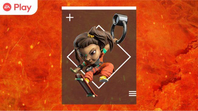 【APEX】EA Playの入会特典「ランパート」の限定武器チャームが2月10日に登場