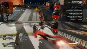 【APEX】ガストラップ搭載型トライデントで突撃して勝利する部隊