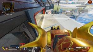 【APEX】壁ジャンプとジップラインを使った1vs2の戦いが上手すぎる動画