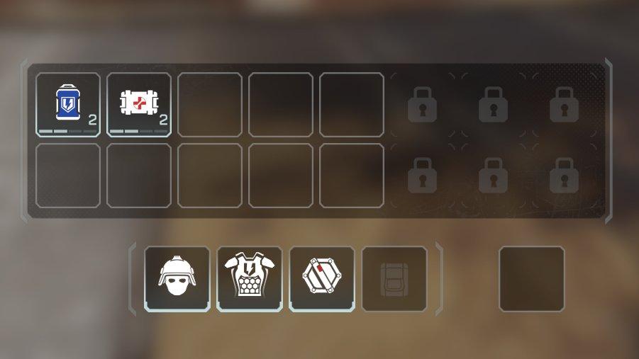【速報】APEXシーズン9では、白色の「アーマー/ヘルメット/ノックダウン」と「注射器/シールドセル×2」を所持した状態からゲームが開始するとのこと!!