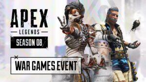 【APEX】新イベント「ウォーゲーム」が開始!!→カジュアルの限定ルール内容・まとめ