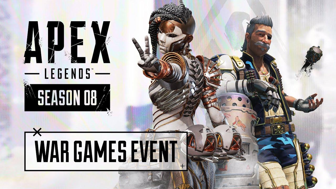 【速報】4月14日から始まるAPEX新イベント「ウォーゲーム」の詳細が公開!!限定ルールの詳細・まとめ