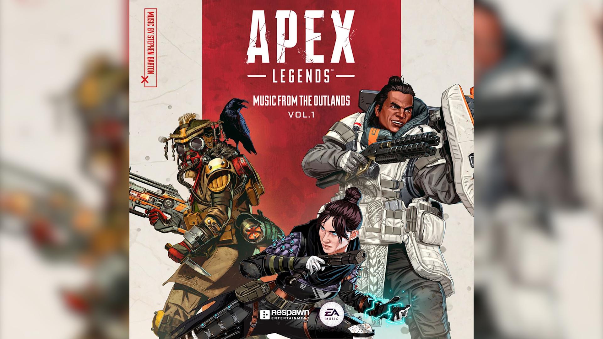 【APEX】エーペックスのサウンドトラックが「Apple」「Amazon」「Spotify」などで販売開始!!