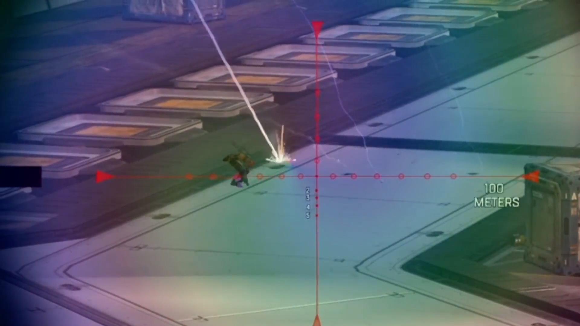 【APEX】スナイパーの弾を避けるライフラインの動きに爆笑する海外プレイヤーwww