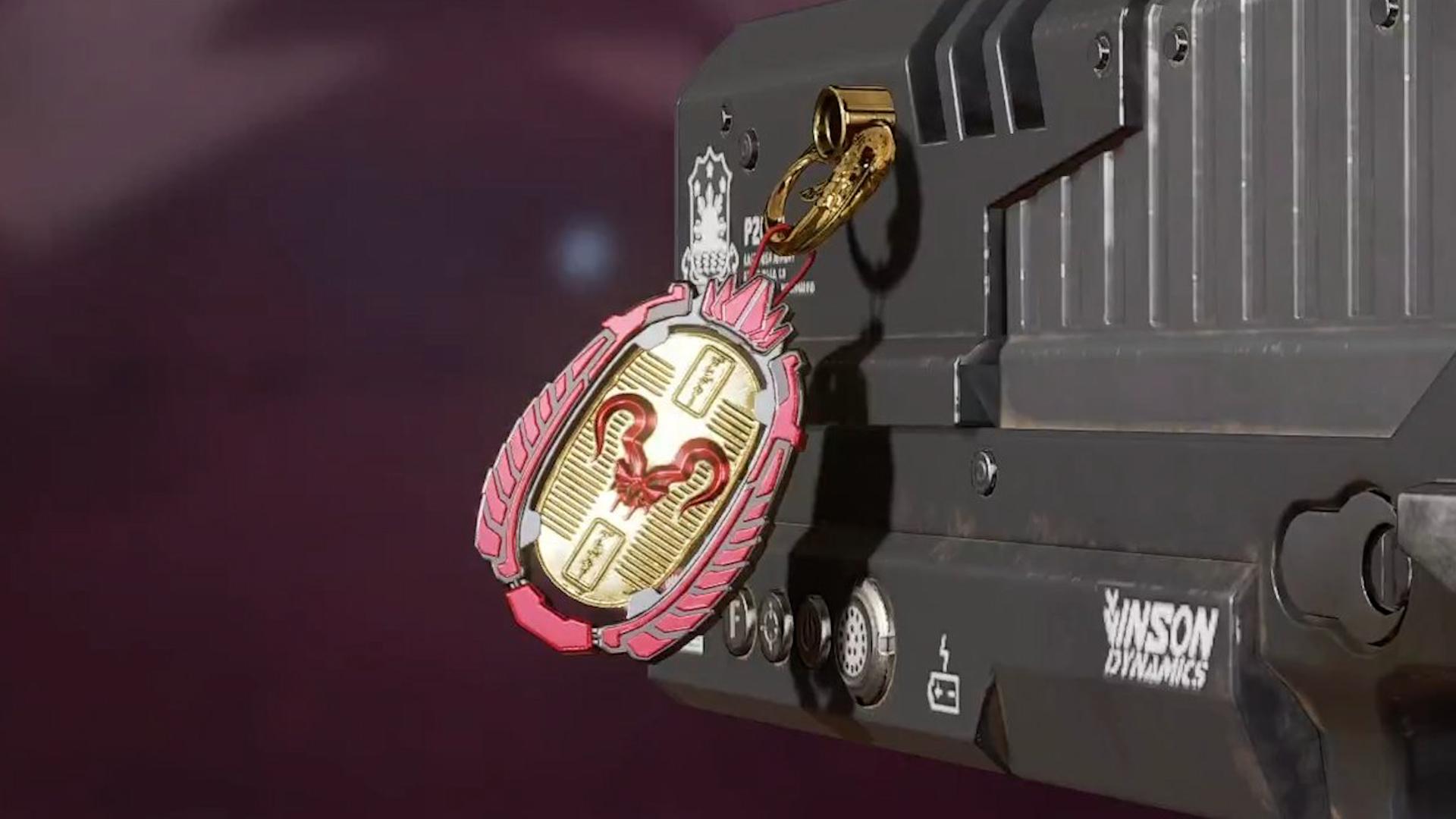 【APEX】シーズン9のランク報酬「武器チャーム」の見た目がリーク!!