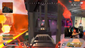 【APEX】キャラコンの神「Stormen」さんがフラグメントの建物で戦うとこうなる