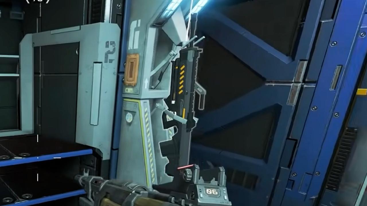 【APEX】シーズン10の新武器「ランページLMG」の見た目はシーズン8の開発者トーク動画で映っていた
