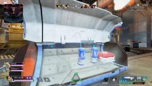 【APEX】アリーナで青サプライの回復アイテムを取ったら味方のジブラルタルに殺された