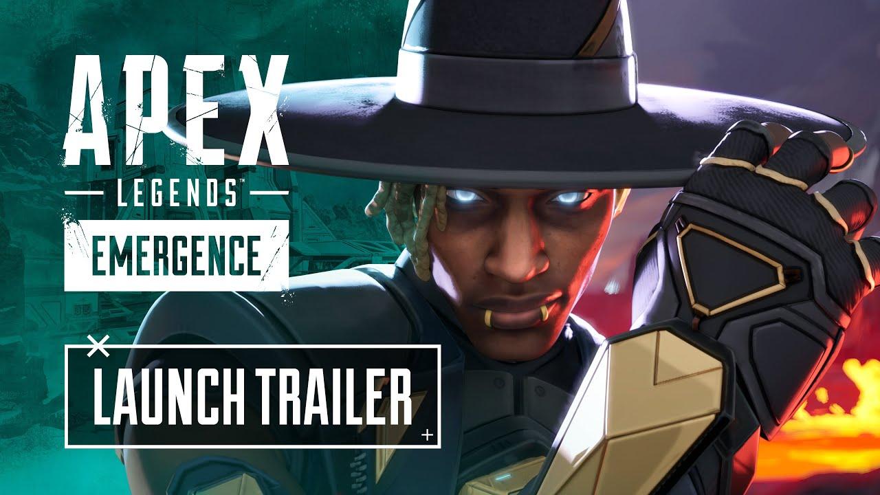【APEX】シーズン10のローンチトレーラーが公開されたぞ!!新キャラ「シーア」のアビリティ情報など