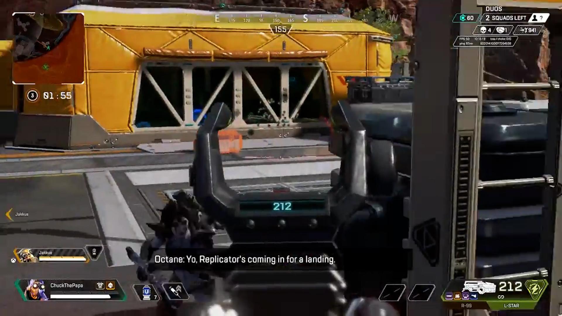 【悲報】Xbox版エーペックスの小フリーズバグ、ずっと修正されない