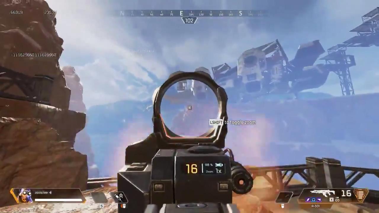 【APEX】エーペックスのMOD製作者「射撃訓練場でエイムトレーニングができるようにする」→弾も無限になるとのこと