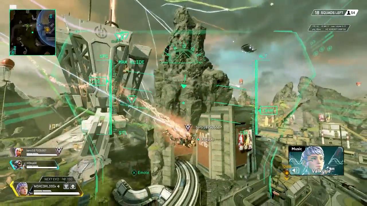 【APEX】プレデター軌道でカジュアルを遊ぶとこうなる→これは軌道外したくなるわ・・・