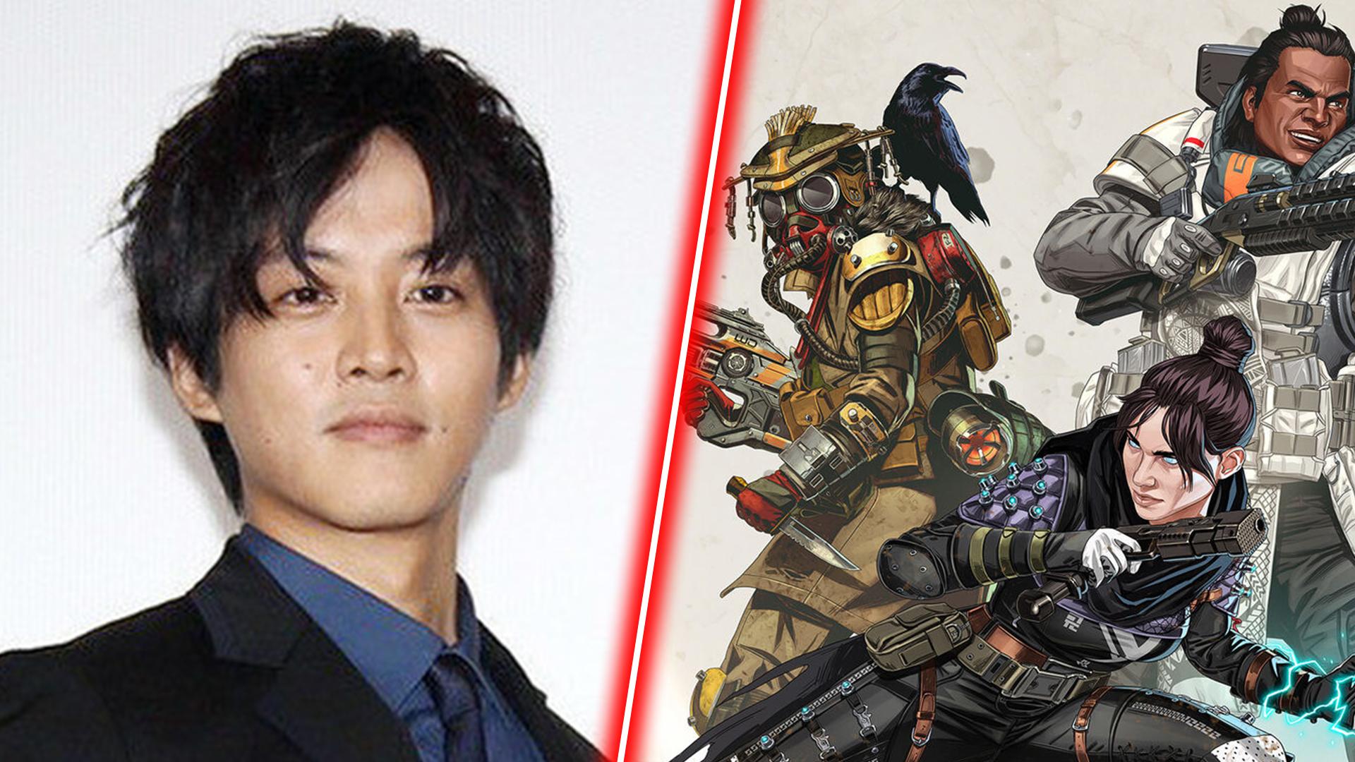 【悲報】俳優「松坂桃李」さん、ソロでエーペックスを遊ぶも野良チームメイトにVCで怒られてしまう・・・