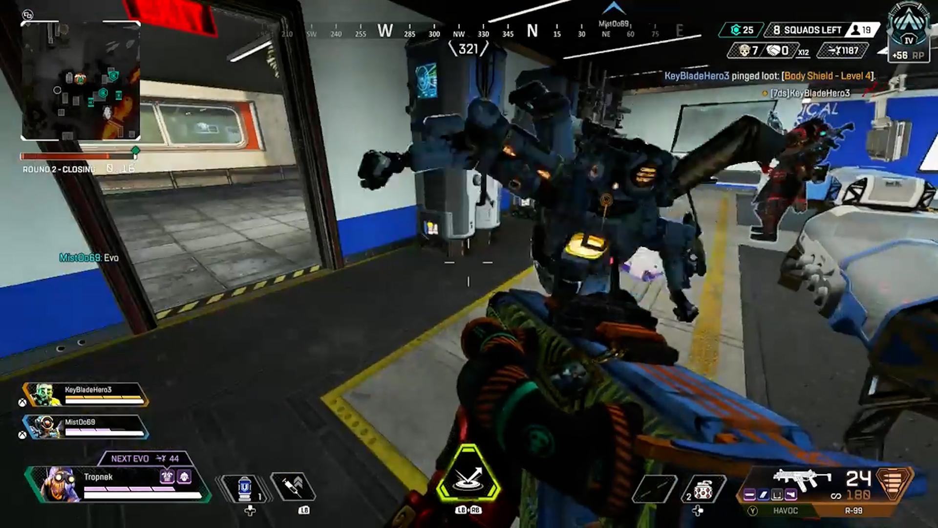 【APEX】CS版にもプレイヤー通報機能が欲しくなる瞬間