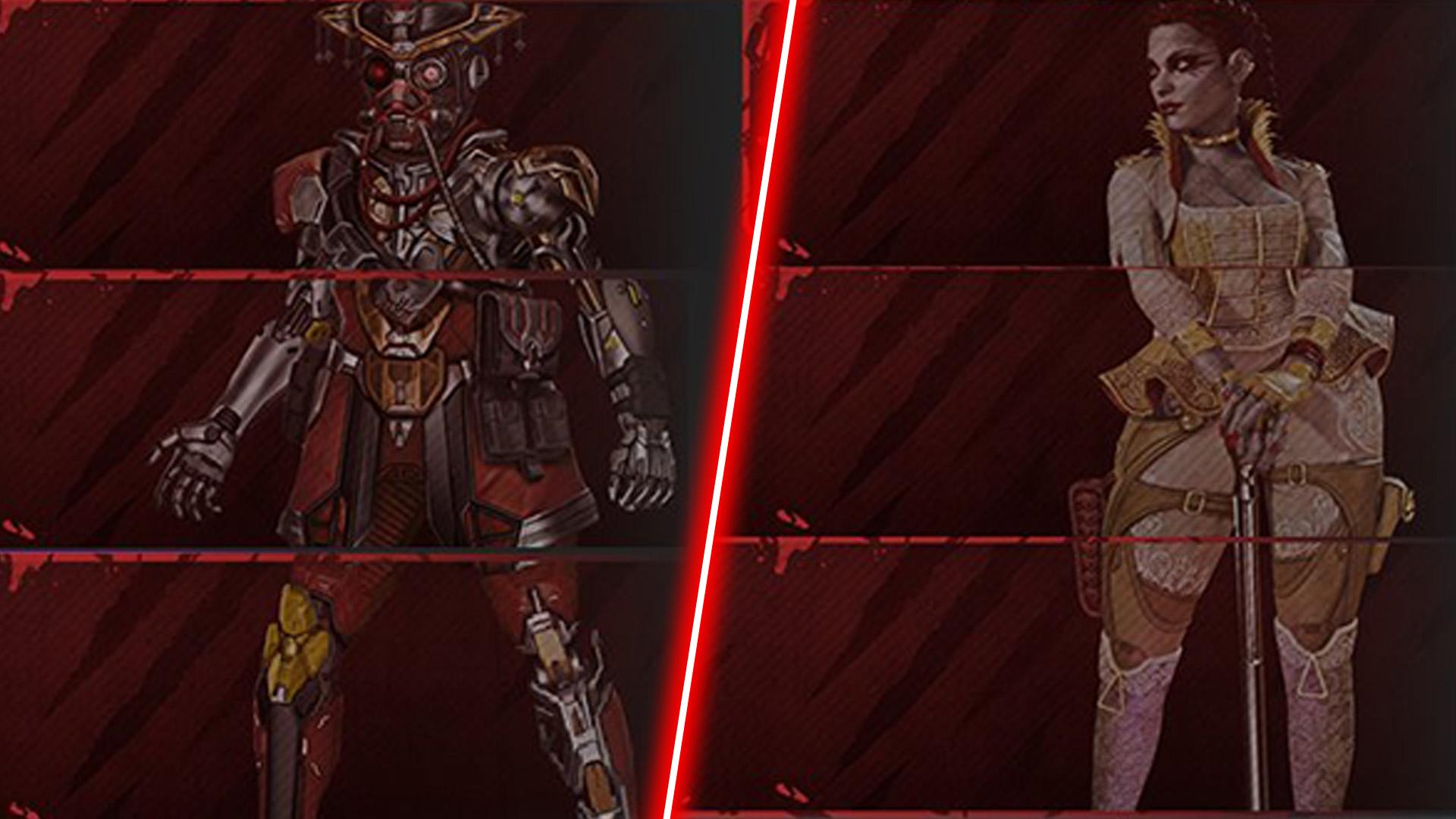 【APEX】ハロウィンイベントで登場する「トラッカー」「バナーフレーム」「ロード画面」「バッジ」の見た目がリーク!!
